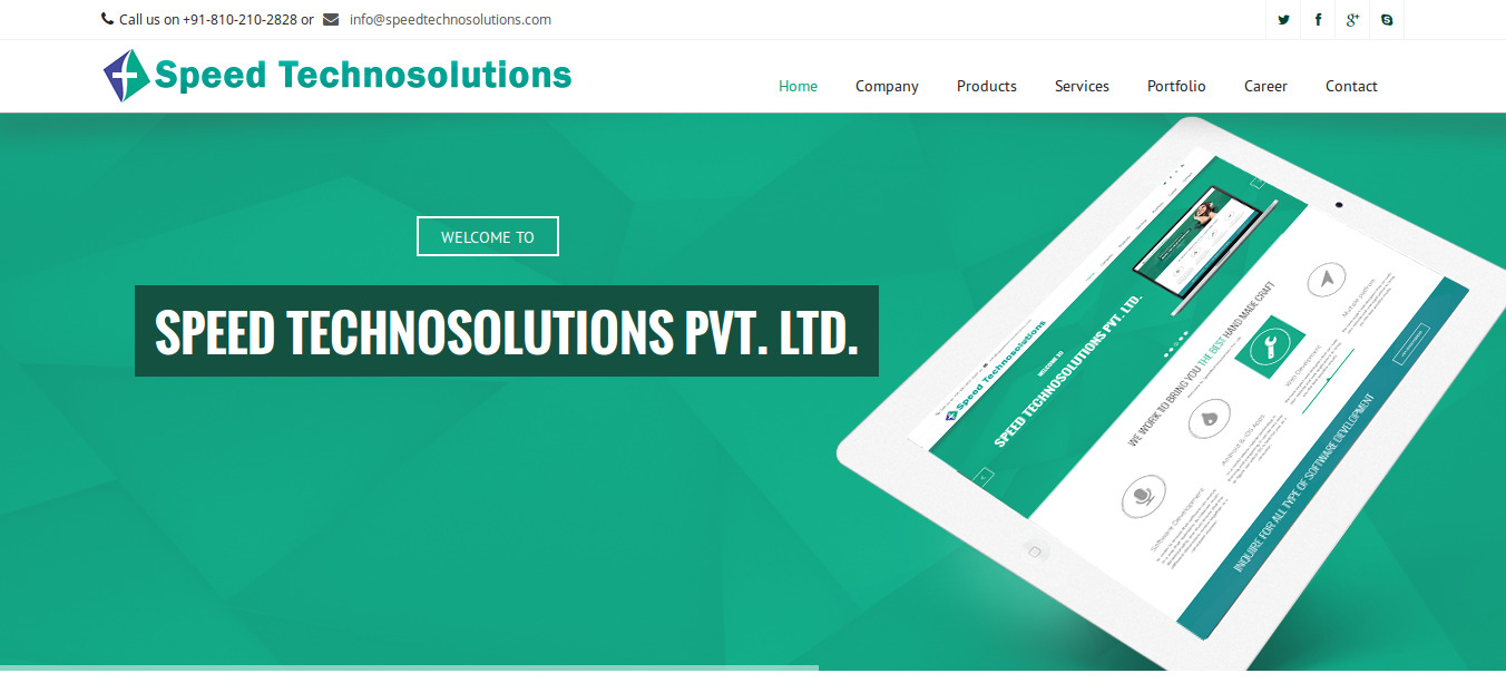 Speed Techno Solutions